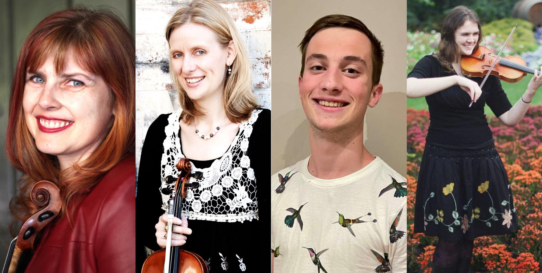 Brisbane Folk Quartet
